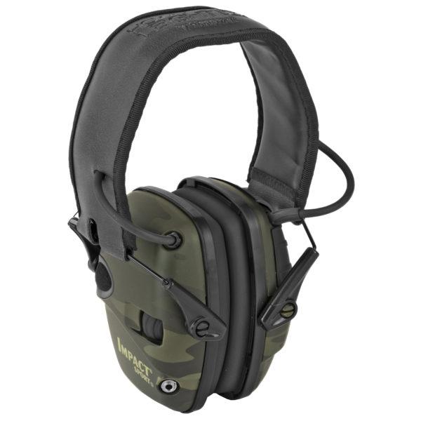 H_L Impact Sport Ear Muff MC Black1