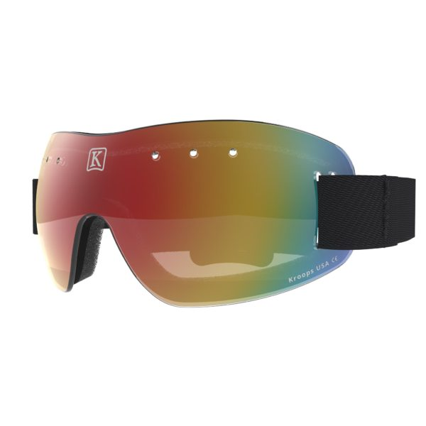 Kroops Goggle Red