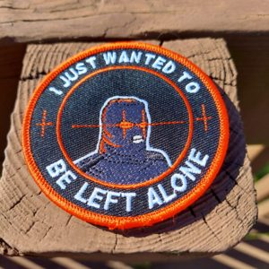 Left Alone Patch