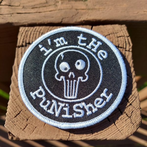 I_M THe PuNiShEr Patch