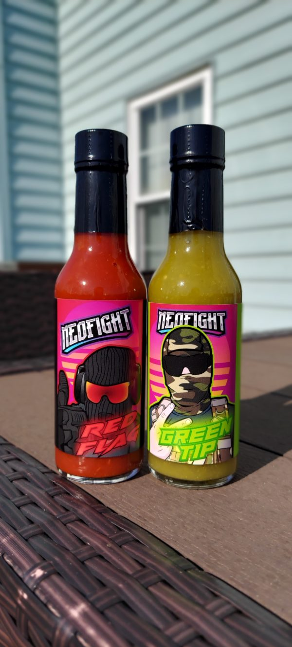 Hot Sauce Front